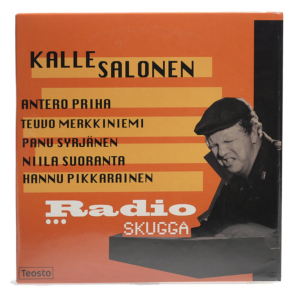 Kalle Salonen – Radio Skugga 7″ Single