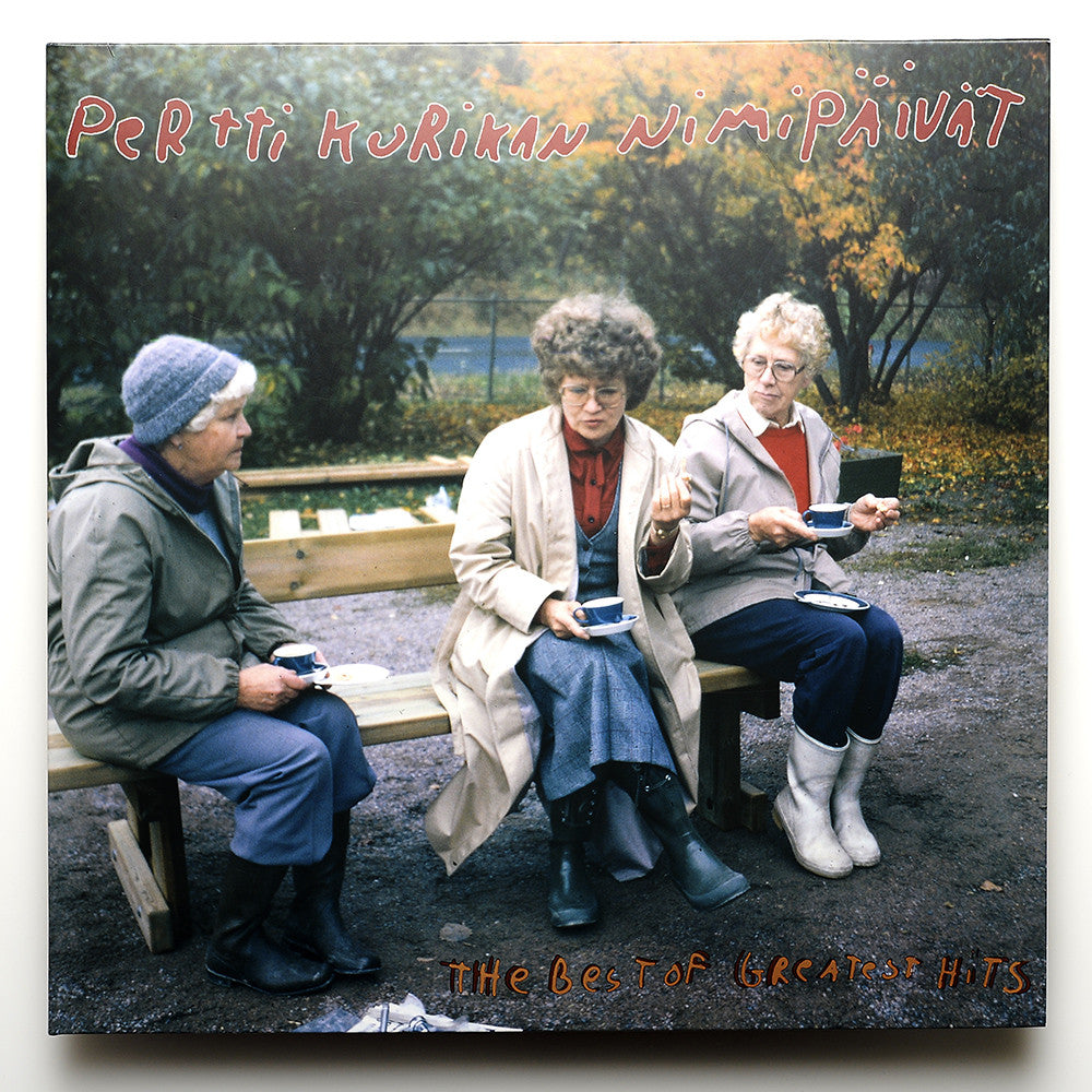 Pertti Kurikan Nimipäivät – The Best of Greatest Hits 2LP