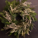 Winter White Christmas Wreath