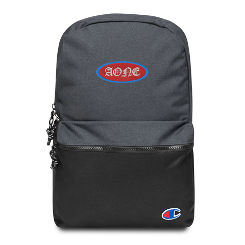 AONE Embroidered Champion Backpack