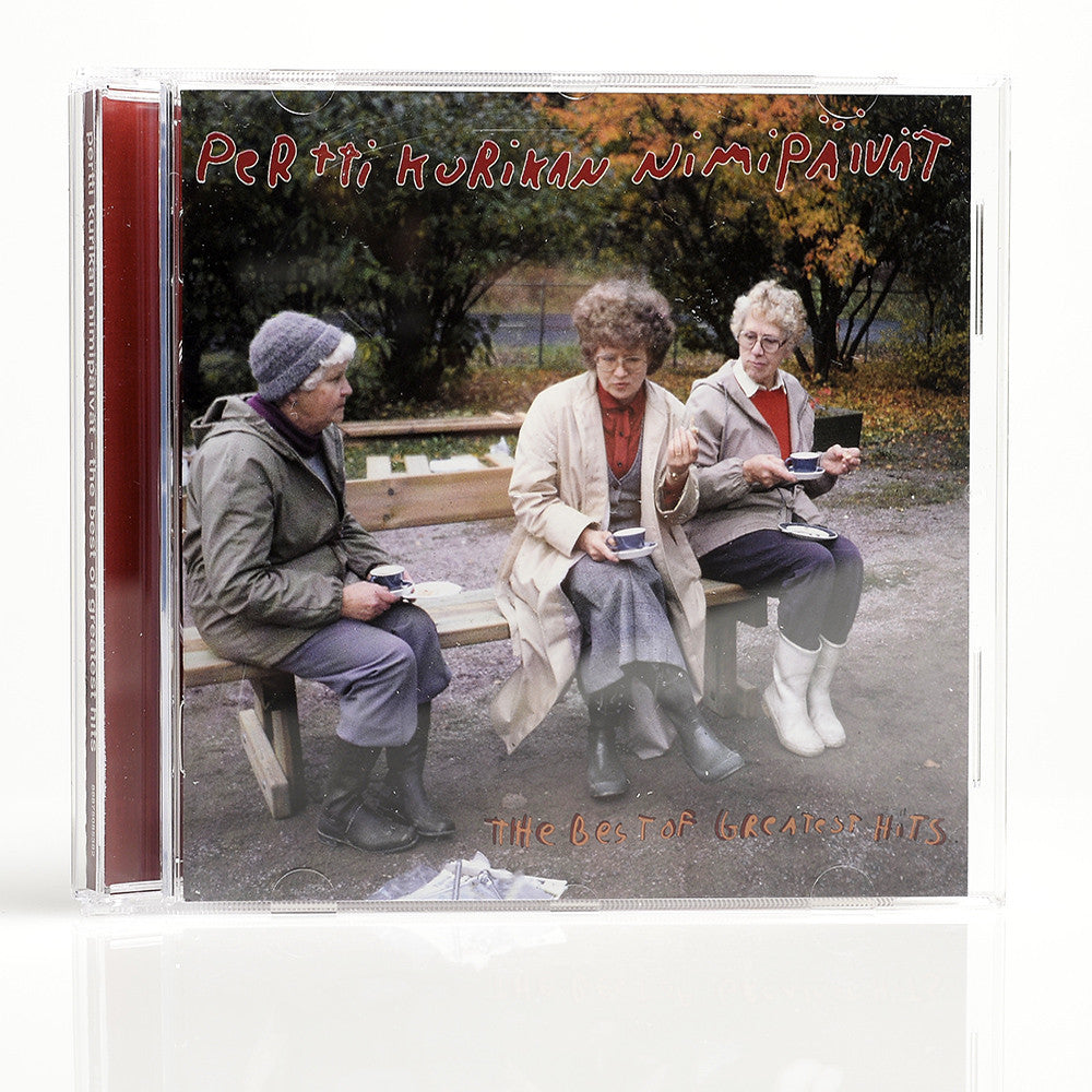 Pertti Kurikan Nimipäivät – The Best of Greatest Hits CD