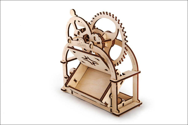 Treasure Box - build your own working model by UGears - UGears - 4