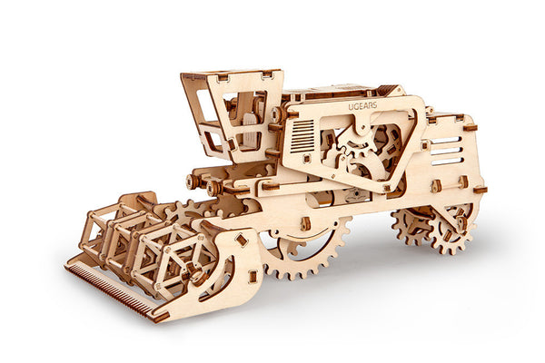 Combine - build your own moving model by UGears - UGears - 4