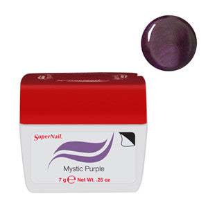 Mystic Purple Purple Shimmer Soak Off UV Gel 7g