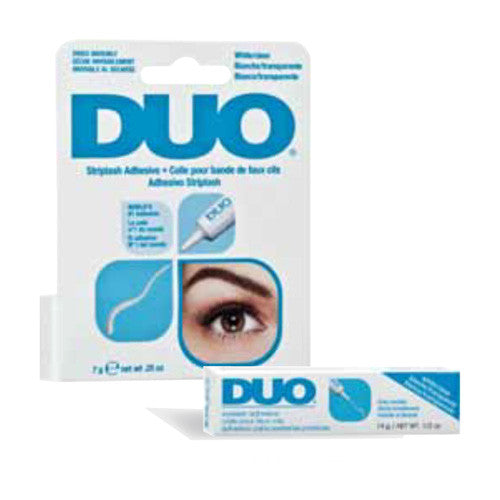 DUO Lash Adhesive Clear for Strip & Individual Lashes