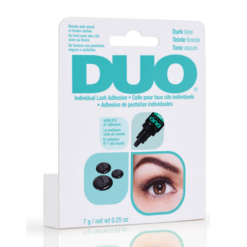 DUO Lash Adhesive Dark Adhesive for individual eyelash application