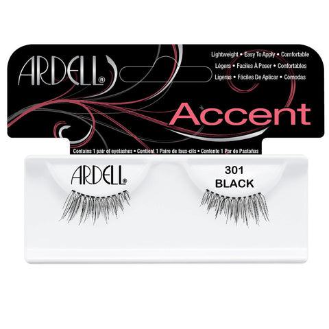 Ardell Accent 301 Outer Edge Strip Lashes