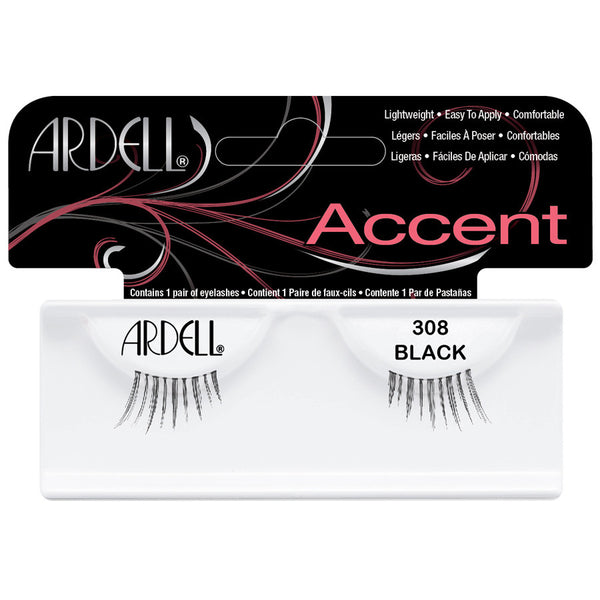 Ardell Accent 308 Outer Edge Strip Lashes