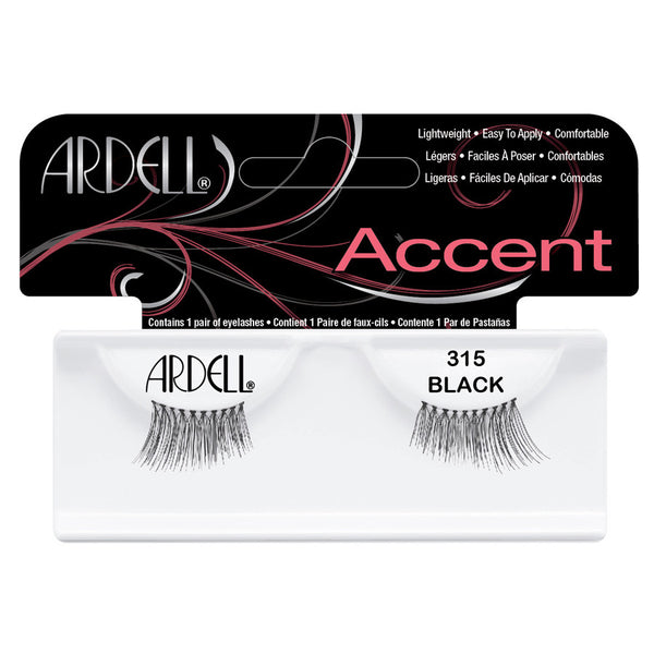 Ardell Accent 315 Outer Edge Strip Lashes