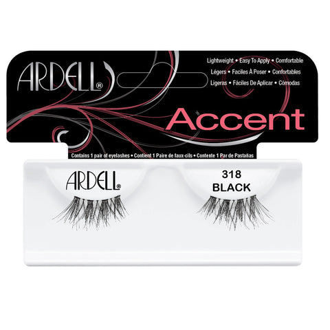 Ardell Accent 318 Outer Edge Strip Lashes