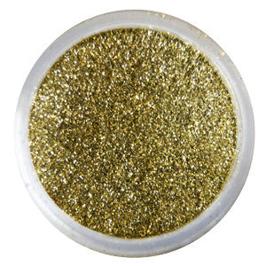 Supernail Heisted Gold Glitter Powder 3.5g