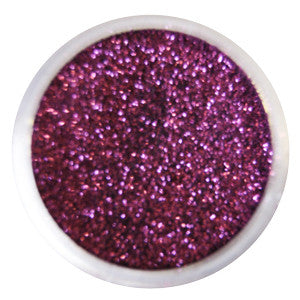Supernail Arrgh Amethyst Purple Glitter Powder 3.5g