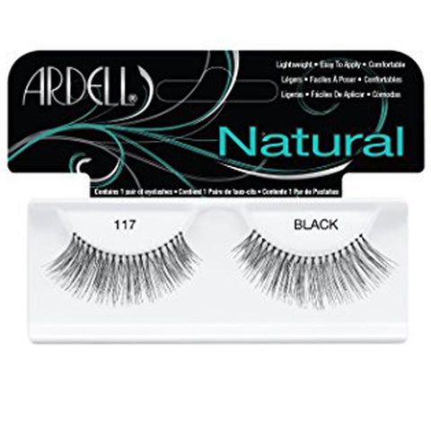 Ardell Fashion Strip Lash 117 Black