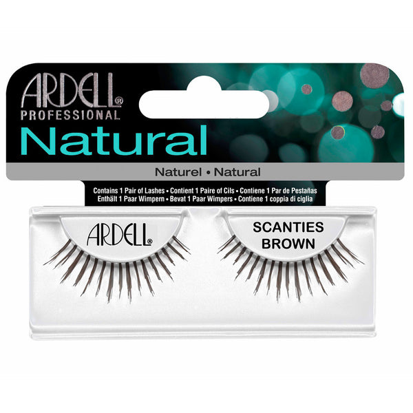 Ardell Invisibands Fashion Strip Lash Scanties Brown