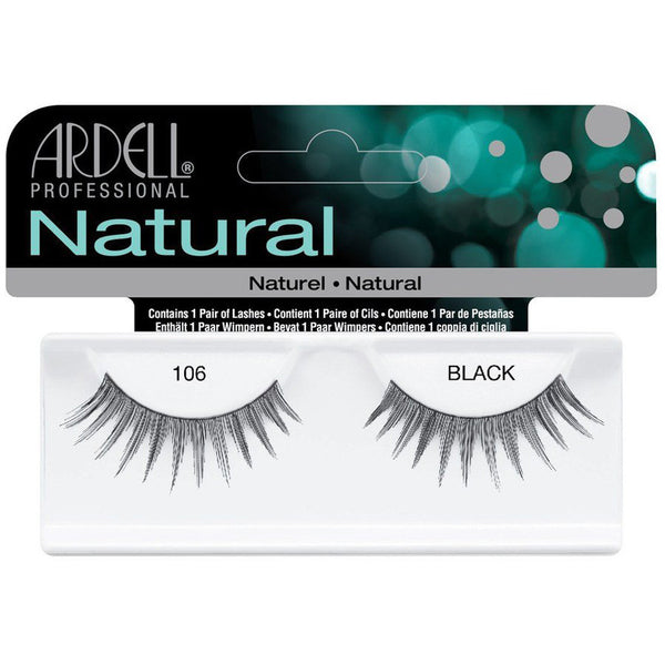 Ardell Fashion Strip Lash 106 Black