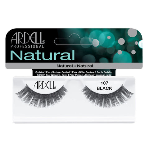 Ardell Fashion Strip Lash 107 Black