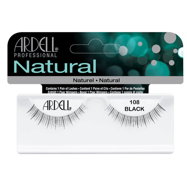 Ardell Fashion Strip Lash 108 Black