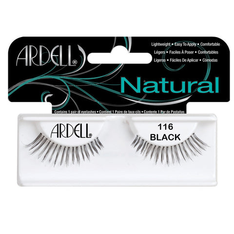 Ardell Fashion Strip Lash 116 Black