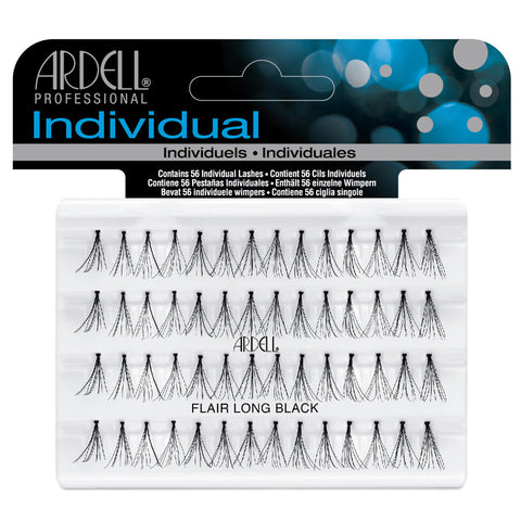 Ardell Individual Eyelashes Flare Long Black