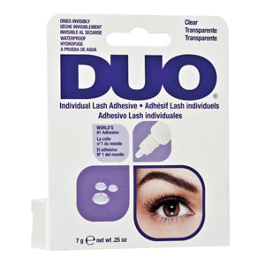 DUO Lash Adhesive Clear For Individual Lashes 7g