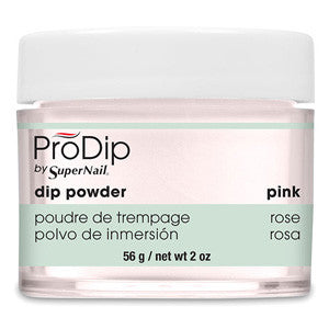 Pink ProDip Acrylic Powder 56g for french pink acrylic nails