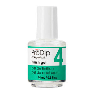 ProDip Acrylic Finish Gel 14ml seals & protect Prodip Acrylic
