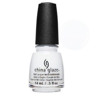 Blanc Out China Glaze White Nail Varnish
