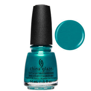 Don't Teal My Vibe China Glaze Nail Varnish
