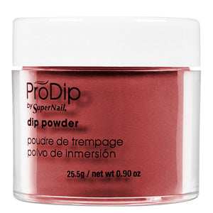 Supernail Red Dahlia ProDip Powder 25.5 g