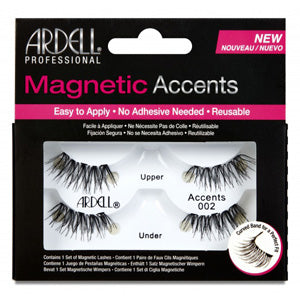 Ardell Magnetic Lashes Accent 002 Pair