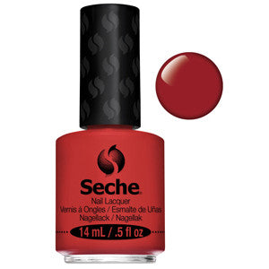 Signature Seche One Coat True Red Nail Varnish