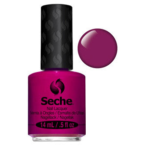 Happy As Is Seche One Coat Purple Pink Nail Varnish
