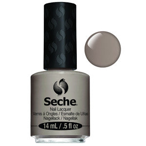 Sincerety Seche One Coat Brown Grey Nail Varnish