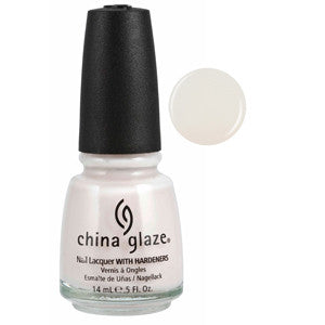 Oxygen China Glaze Ivory White Nail Varnish