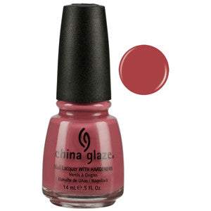 Fifth Avenue China Glaze Mauve Nail Varnish