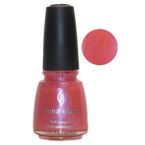 Rio China Glaze Pink Pearl Transparent Shimmer Nail Varnish
