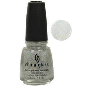 Fairy Dust China Glaze Fine Silver Glitter Nail Varnish