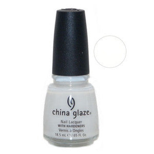 Pop The Question China Glaze Off White Nail Varnish