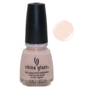 Trousseau China Glaze Ivory Nude Nail Varnish