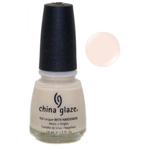 Linger China Glaze Ivory White Nail Varnish