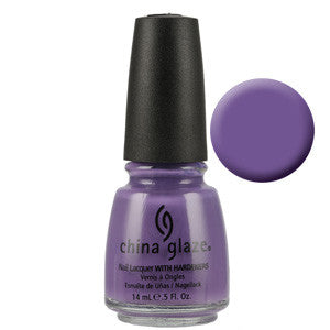 Spontaneous China Glaze Dark Lilac Nail Varnish