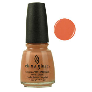 Aniv V China Glaze Coral Creme Nail Varnish