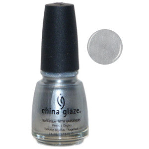 Platinum Silver China Glaze Nail Varnish