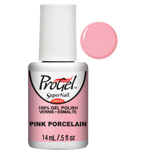 Pink Porcelain Pink French ProGel UV LED Gel Polish 14ml