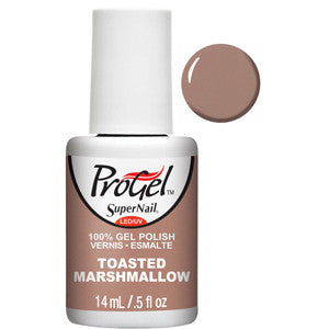 Toasted Marshmallow Neautral Brown ProGel UV LED Gel Polish 14ml