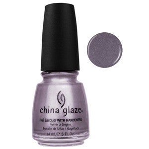 Devotion China Glaze Lavender Metallic Nail Varnish
