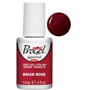 Briar Rose Red Shimmer ProGel UV LED Gel Polish 14ml