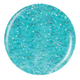 Atlantis China Glaze Turquoise Blue Glitter Nail Varnish