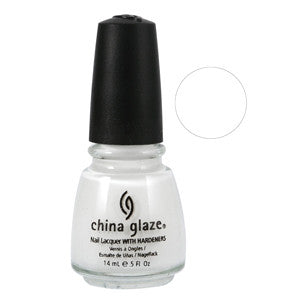 Snow China Glaze White Nail Varnish