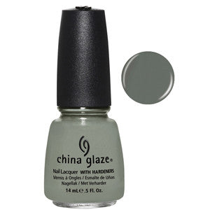Elephant Walk China Glaze Deep Grey Nail Varnish